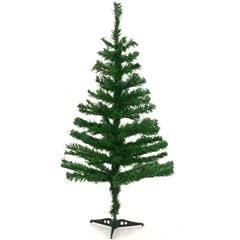 Árvore de Natal Canadense 90x48cm Verde - Santini Christmas