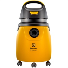 Aspirador de Água E Pó Profissional 1300w 110v Amarelo E Preto