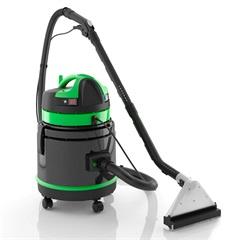 Aspirador Extratora Lava 1200w 110v Preto E Verde - IPC
