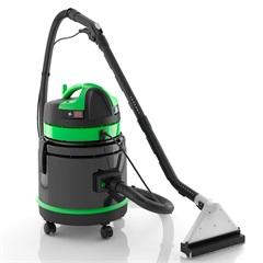 Aspirador Extratora Lava 1200w 220v Preto E Verde - IPC