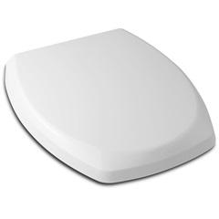 Assento em Polipropileno Soft Close Thema Branco - Incepa
