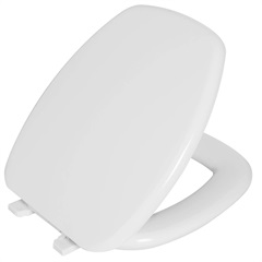 Assento Sanitário Almofadado Thema Branco - Astra