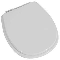 Assento Sanitário em Mdf Aspen/Fast Branco - Sicmol