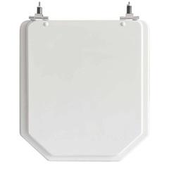 Assento Sanitário em Mdf Atrium Branco - Policlass