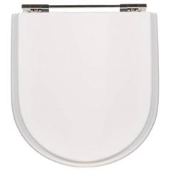 Assento Sanitário em Mdf Vogue Plus Branco - Sicmol
