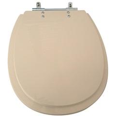 Assento Sanitário em Poliéster Aspen Creme - Policlass