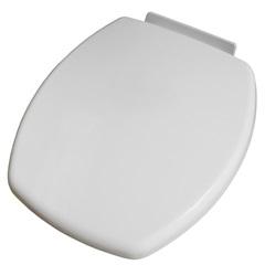 Assento Sanitário em Polipropileno Slow Close Thema Branco - Sicmol