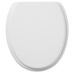 Assento Sanitário em Polipropileno Soft Close Infantil Branco - Celite