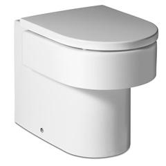 Assento Sanitário em Termofixo Happening Branco - Roca