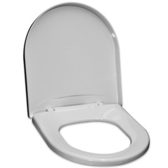 Assento Sanitário Polipropileno Riviera/Smart/Nexo Branco - Tupan