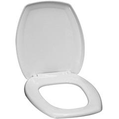 Assento Sanitário Polipropileno Soft Close Thema Branco - Tupan