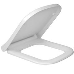 Assento Sanitário Slow Close Easy Clean Polo E Unic Branco - Deca