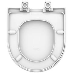 Assento Sanitário Termofixo Riviera/Nexo Branco - Tupan