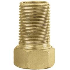 Aumento para Torneira 1/2''X3,5cm Amarelo - Forusi
