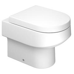 Bacia Convencional Carrara Branca - Deca