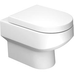 Bacia Convencional Carrara Branco Gelo - Deca