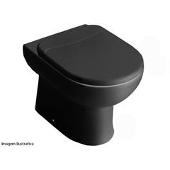 Bacia Convencional Smart Preta 01 Celite - Roca