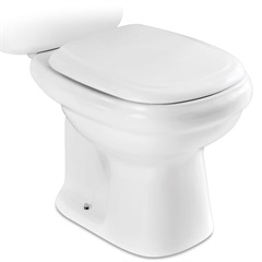 Bacia para Caixa Acoplada Sabatini Branco Ip5100 - Icasa