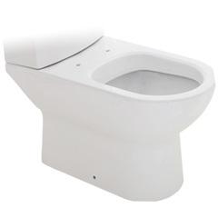 Bacia para Caixa Acoplada Vesuvio Branco Ip6100 - Icasa