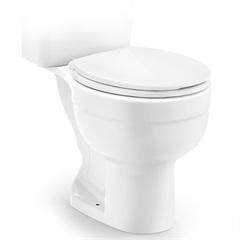 Bacia Sanitária para Caixa Acoplada Acesso Plus Branca - Celite
