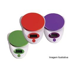 Balanca Cozinha Eletrônica Verde 3kg Smart - Importado