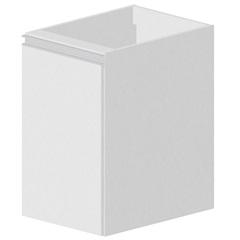 Balcão para Cozinha em Mdf Veneza Lado Esquerdo 67x40cm Branco - Bonatto