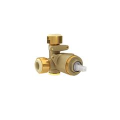 Base Monocomando para Registro de Chuveiro de Baixa E Alta Pressão para Cpvc 22mm - Deca