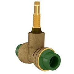 Base para Registro de Pressão Mvs para Ppr 20mm Bruto - Deca