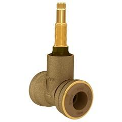Base para Registro de Pressão Mvs para Pvc 20mm Bruta - Deca
