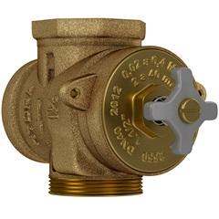 Base para Válvula de Descarga Hydra Max 1.1/2 Dourado - Deca