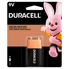 Bateria Alcalina Duralock 9v