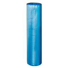 Bobina de Lona Plástica 40cm com 10 Metros Azul - Plasitap
