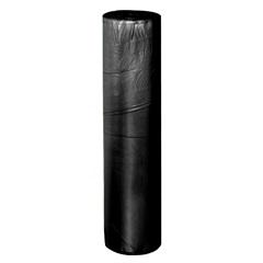 Bobina de Lona Plástica 40cm com 25 Metros Preta - Plasitap