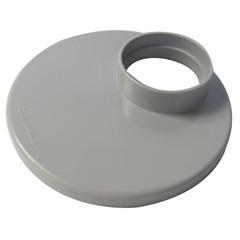 Bolsa Acoplável para Caixa Sifonada 150mm Cinza - Linear