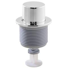 Botão de Acionamento Elevado para Caixa Acoplada Cromado - Astra