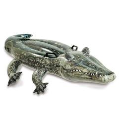 Bote Realistic Gator Verde