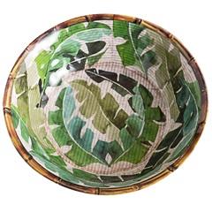 Bowl em Melamina Hammered 18cm Verde - Casa Etna