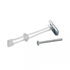 Bucha com Parafuso Toggler para Drywall 1/4 com 2 Peças - Metropac
