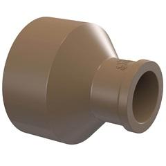 Bucha de Redução Soldável Longa 32x20mm Marrom