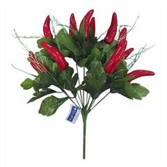 Buquê de Pimenta com 12 Frutos Vermelho - Della Import
