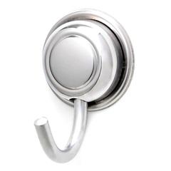Cabide Simples em Alumínio E Aço Cromado Cris08 - Moldenox
