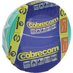 Cabo de Energia 750v 10mm² Flexicom Antichama com 100 Metros - Cobrecom