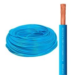 Cabo de Energia 750v 2,5mm² Flexicom Antichama com 15 Metros Azul - Cobrecom