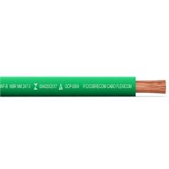 Cabo Flexível Antichama 16mm 450/750v 50 Metros Verde - Cobrecom