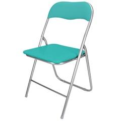 Cadeira em Aço Dobrável 44x90cm Verde - Casanova