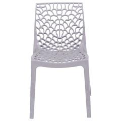 Cadeira em Polipropileno Gruvyer Fendi - Ór Design