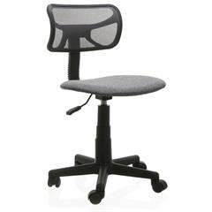 Cadeira Giratória Mark Iii 53x52x73cm Chumbo - Casa Etna