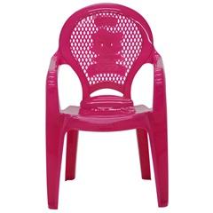 Cadeira Infantil Catty Rosa - Tramontina