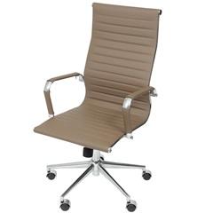 Cadeira para Escritório com Base Giratória Eames 114x61cm Fendi - Ór Design