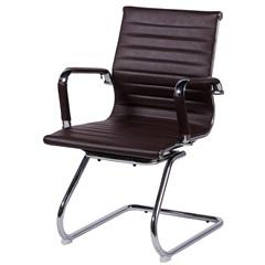 Cadeira para Escritório Eames 89x54,5cm Café - Ór Design
